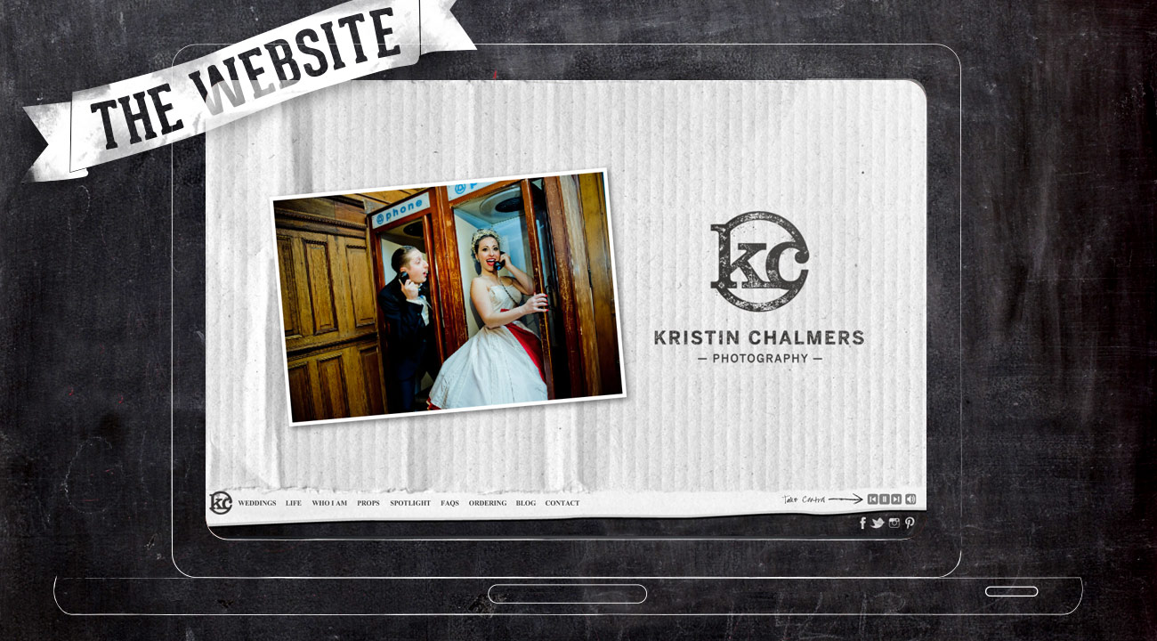 Kristin Chalmers Home Page